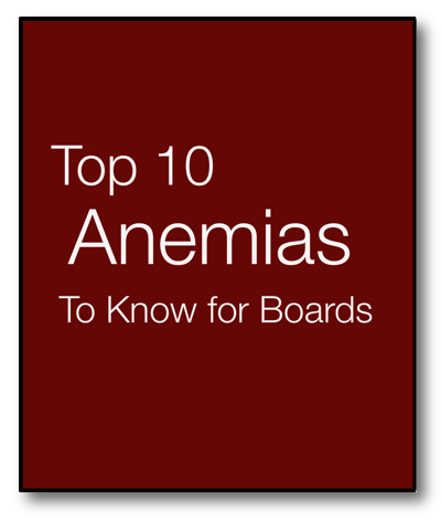 Anemias 400 shadow Top 10 Anemias