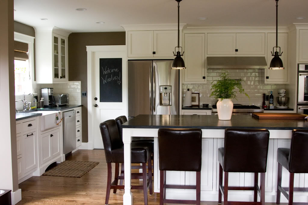 What kind of rug do you have in front of your sink for Kitchen colors with white cabinets with where to find wall art