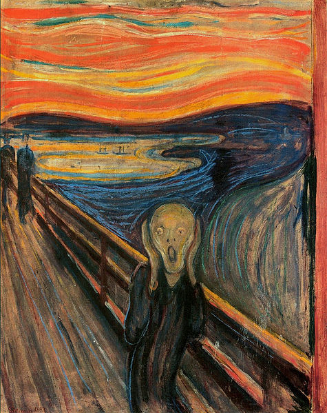 the scream1 Help! Im starting pathology tomorrow.